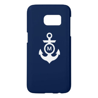 Monogram | Nautical Anchor
