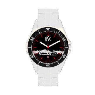 Monogram Nissan Silvia Wristwatches