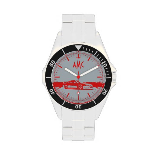 Monogram Nissan Silvia Watch