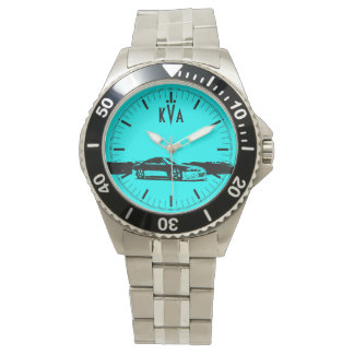 Monogram Nissan Silvia Wrist Watch
