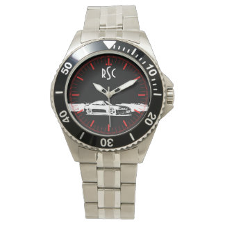 Monogram Nissan Silvia Wristwatches