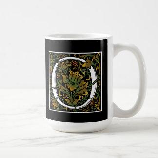 Monogram O Color Mug
