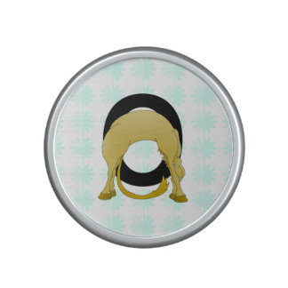 Monogram O Flexible Pony Personalised Speaker