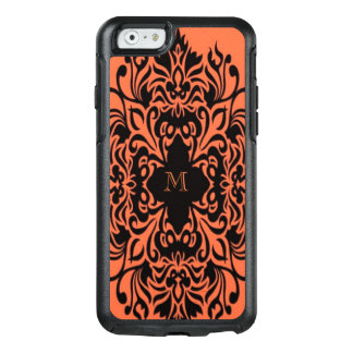 Monogram Orange OtterBox iPhone 6/6s Case