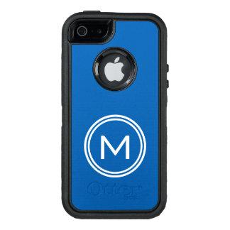 Monogram OtterBox iPhone 5/5s/SE Case