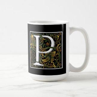 Monogram P Color Mug