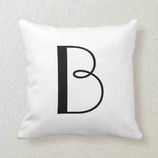 Monogram Pillows B