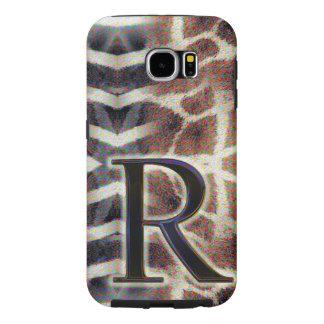 Monogram R - Phone Case