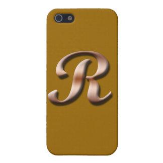 Monogram R Speck Case iPhone 5/5S Cases