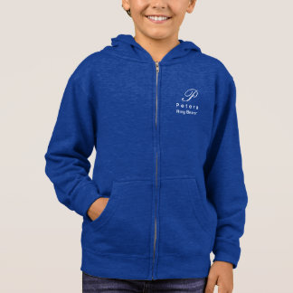 Monogram Ring Bearers Jacket for Youth Boys