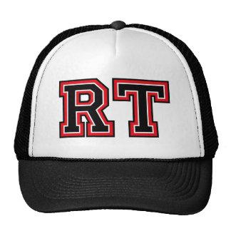 Monogram 'RT' initals Hat