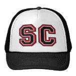 Monogram 'SC' initals Cap