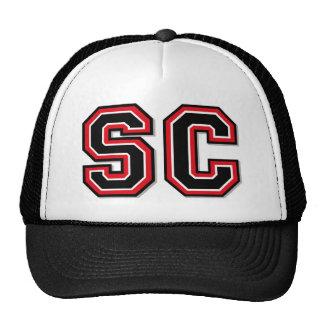 Monogram 'SC' initals Hats