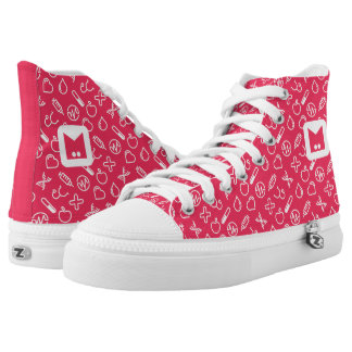 Monogram Series: For Doctors and Nurses High Tops