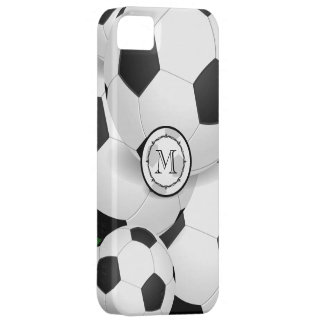 Monogram Soccer Ball iPhone Case iPhone 5 Covers