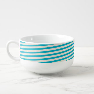 Monogram Soup Bowl With Handle