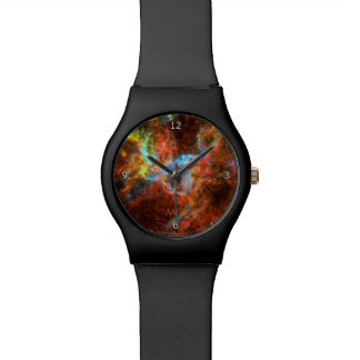 Monogram, Tarantula Nebula, Large Magellanic Cloud Watch