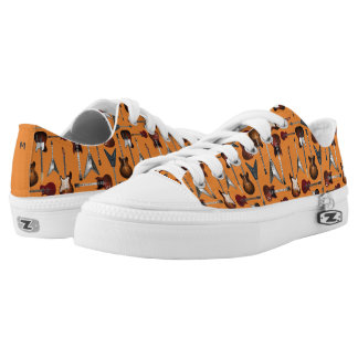 Monogram. The Guitar Collection. Printed Shoes
