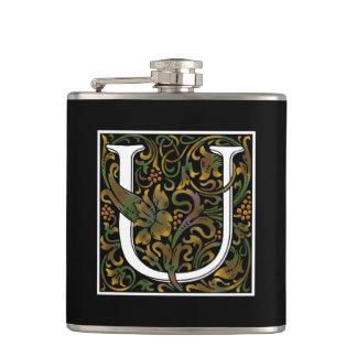 Monogram U Color Flask