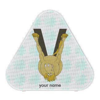 Monogram V Flexible Horse Personalised Bluetooth Speaker