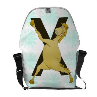 Monogram X Agile Pony Customised Courier Bags