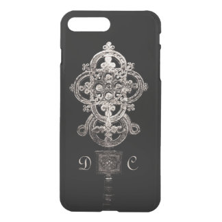 Monogrammed Ethiopian Processional Cross iPhone 8 Plus/7 Plus Case
