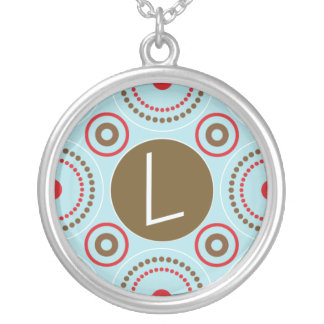 Monogrammed Necklace - Initial L