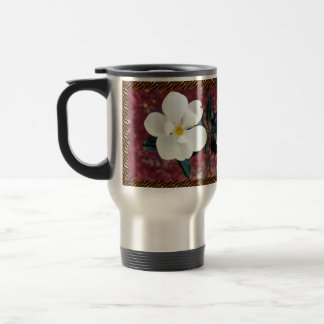 Monogrammed Personalized Magnolia Mugs for Her