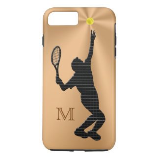 Monogrammed Tennis iPhone 7 Case for Men
