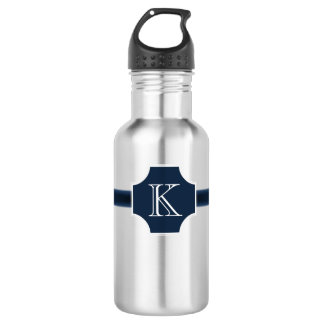 Monogrammed Water Bottle 532 Ml Water Bottle