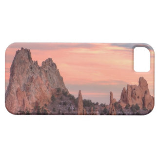 Monolith at Sunset iPhone 5 Cover
