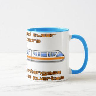 Monorail Mug