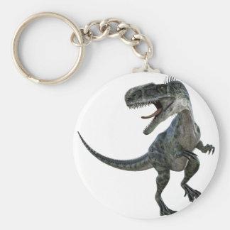 Monotophosaurus Looking Right Key Ring