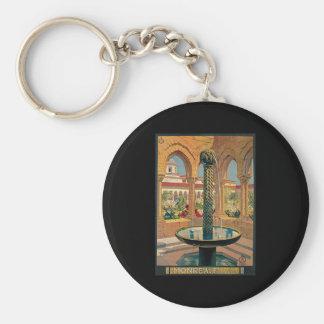 Monreale Palermo Italy Key Ring
