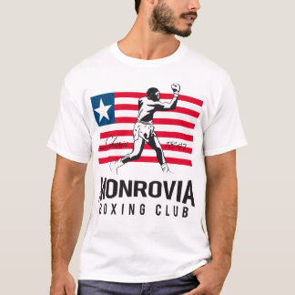 Monrovia Boxing Club T-Shirt