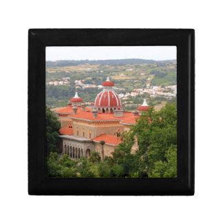 Monserrate Palace, near Sintra, Portugal Gift Box
