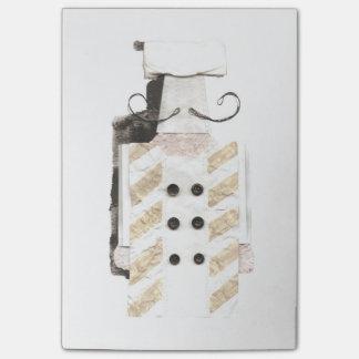 Monsieur Chef Post-It Notes