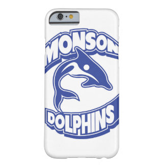 Monson Dolphins Iphone Case
