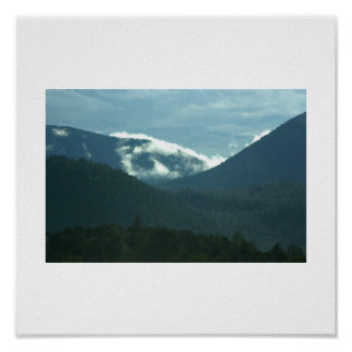 Monsoon Afternoon in the Sangre de Cristo Mts. Print