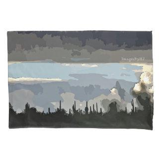 Monsoon Clouds Standard Pillow Cases