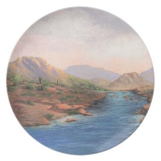 Monsoon Plate