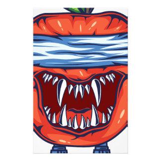 Monster Apple Stationery