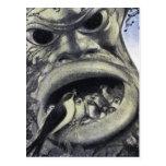 Monster & Baby Birds - Art Nouveau Post Cards