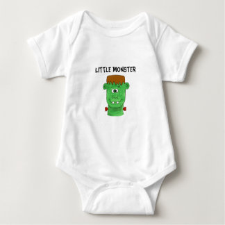 Monster Baby Jumpsuit