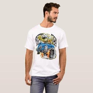 Monster Bee Hot Rod T-Shirt