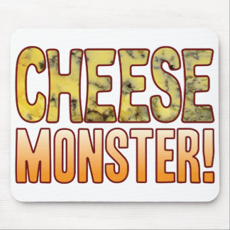 Monster Blue Cheese Mouse Pad