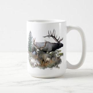 Monster bull trophy buck coffee mug