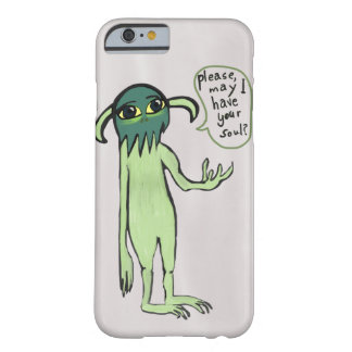 Monster Comic iPhone/iPad/Samsung etc. feat. Barely There iPhone 6 Case