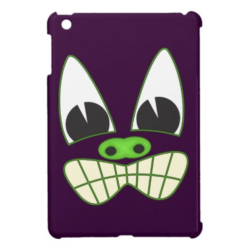 Monster face monster face cover for the iPad mini