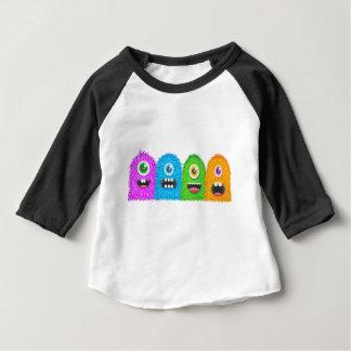 Monster Family Baby T-Shirt